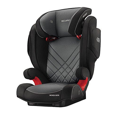 Recaro 6150.21502.66  Kinderautositz Monza Nova 2, carbon schwarz