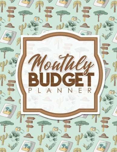 Monthly Budget Planner: Bill Pay Checklist, Home Budget Book, Budget Calculator Worksheet, Monthly Budget Sheets (Monthly Budget Planners, Band 45)
