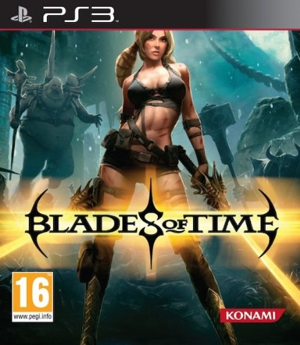 BLADES OF TIME PS3 - Of Blades Time