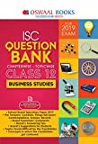 Oswaal ISC Question Bank  Class 12 Business Studies Chapterwise and Topicwise (For March 2019 Exam)