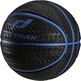 Pro Touch 240334 Basketball-Ball, schwarz, 7