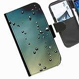 Hairyworm- Flüssigkeit Seiten Leder-Schützhülle für das Handy Samsung Galaxy S3 Neo (I9301I, i9300i)