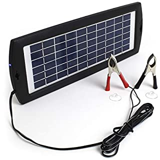 12V Solar Charger 3W for 12V Battery Charging by Eco Power Shop (EPS)