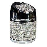 Cendrier de Voiture avec couvercle Diamant universel voiture Cendrier Creative voiture Cendrier
