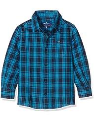 Tom Tailor Checked Basic Shirt, Chemisier Garçon