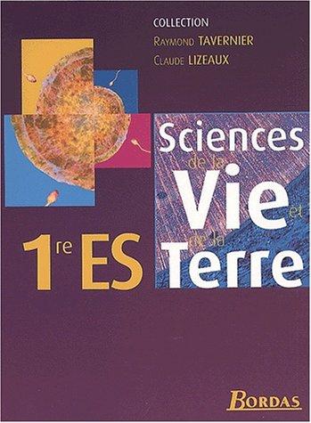 Sciences de la vie et de la terre, 1ère ES - 2001