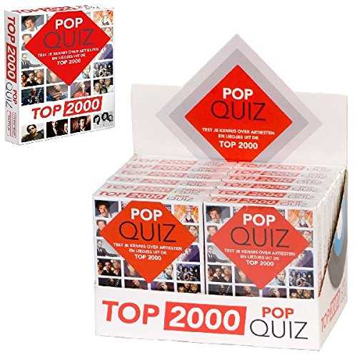 Top 2000 0635003 Pop Quiz