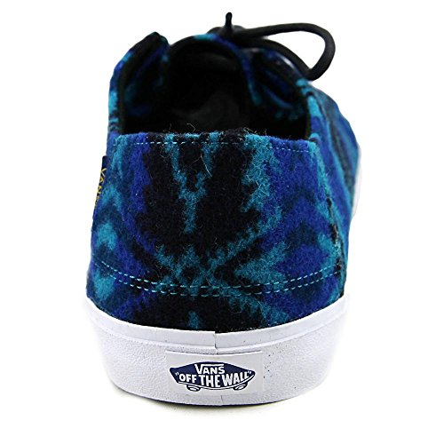 Vans Rata Vulc SF Toile Baskets (Pendleton) Blue-Tribal