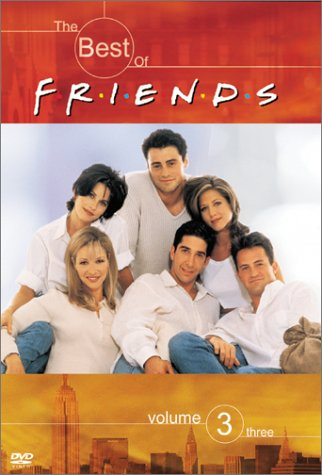 Click for larger image of Friends: Best of Friends 3 [DVD] [1995] [Region 1] [US Import] [NTSC]