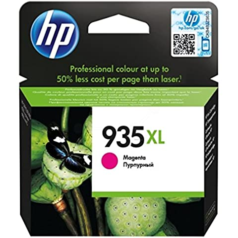 HP 935XL High Yield Magenta Original Ink