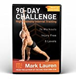 MARK LAUREN 90-Day Bodyweight Challenge | 8 DVD Total Fitness Functional Exercise Program (English) [DVD]