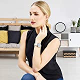 SIONA Damen Smartwatch Android und Smart Watch Damen iOS – Sportuhr Damen Smartwatch Frauen Uhr Fitness Armband Smart Watch iPhone kompatibel Smart Uhr Damen - 2