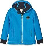 Bench Jungen Kapuzenpullover Bonded Hooded Knit Blau (Mid Blue BL164), 176 (Herstellergröße: 15-16)
