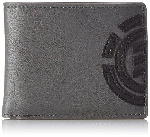 Element Daily, Wallet Uomo, Grigio Pietra, Taglia unica