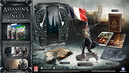 Xbox One Assassin's Creed Unity Notre Dame Edition (Spiel Assassins Creed Unity Ps4)