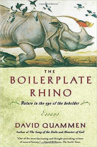 The Boilerplate Rhino: Nature in the Eye of the Beholder -