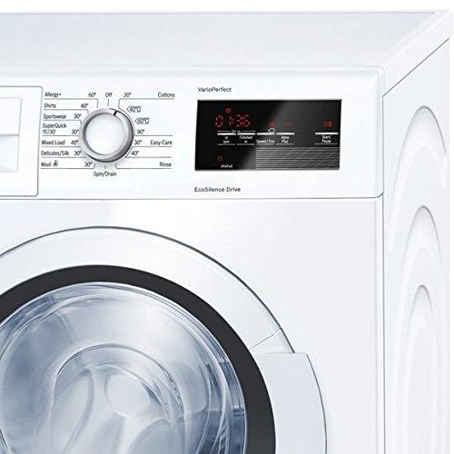 Bosch WAT28370GB 9KG 1400rpm A+++ Freestanding Washing Machine – White