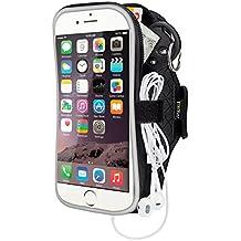 EOTW Fascia da Braccio Armband Portacellulare Custodia Sportiva per Smartphone Samsung iPhone Asus LG con (Mano Regolabile Strap)