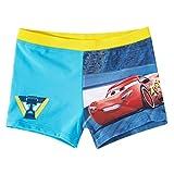 Boxer de bain enfant garçon Disney Cars Bleu de 3 à 8ans - Bleu, 5 ans - Bleu, 5 ans