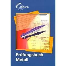 Prüfungsbuch Metall
