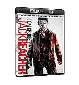 Jack Reacher (4K Ultra HD + Blu-Ray)  (2 Blu Ray)