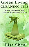 Green Living - Cleaning Tips: Clean Your Home with Natural, Inexpensive Recipes