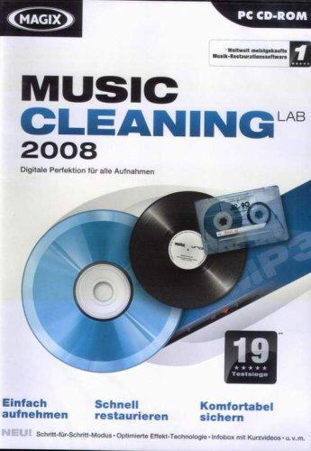 MAGIX Music Cleaning Lab