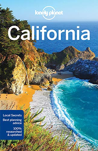 Price comparison product image Lonely Planet California (Travel Guide)