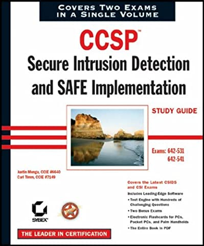 CCSP: Exams 642-531 and 642-541: Secure Intrusion Detection and SAFE
