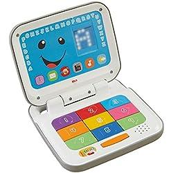 Fisher-Price primer ordenador descubrimiento, bebé +6 meses (Mattel CBW18)