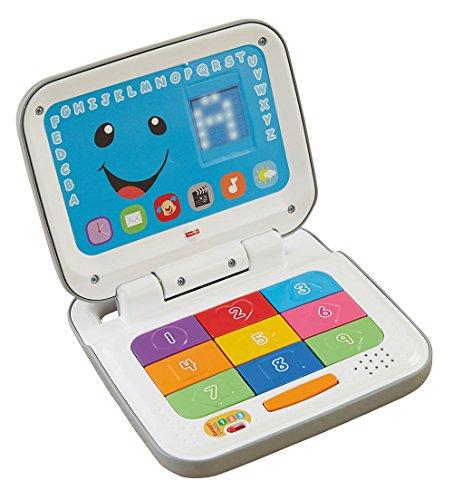 Fisher-Price Mi primer ordenador descubrimiento, juguete...