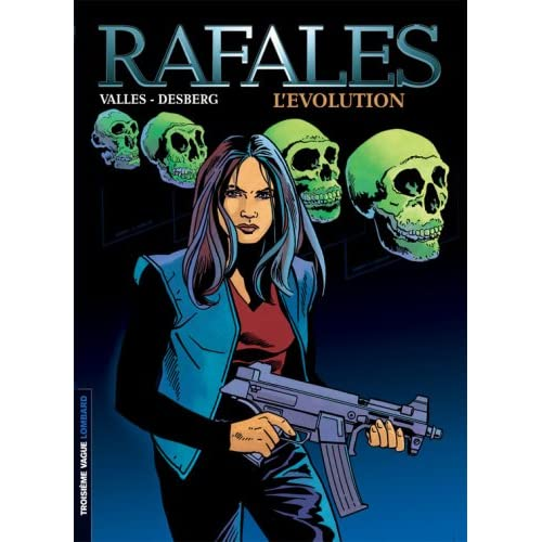 Rafales - tome 2 - Evolution (L')