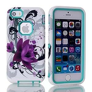 iPhone 5 Case,iPhone 5S Case,iPhone 5 hybrid case,Case for iPhone 5,Case for iPhone 5S,iPhone 5 Hybrid Case,Case for iPhone 5,Thinkcase Hybrid Hard Soft Durable Back Cover Case for iPhone 5 5S 5G,iPhone 5 Cases,iPhone 5S Case