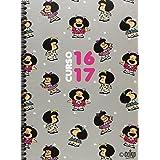 Grafoplas 75140423 Mafalda - Agenda escolar, A5, 16 / 17