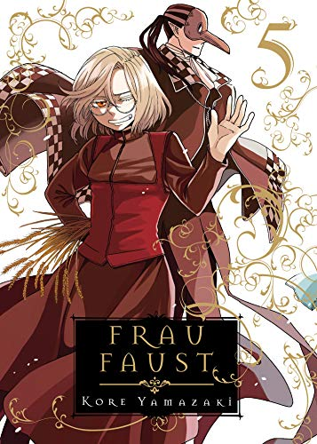 Frau Faust Edition simple Tome 5
