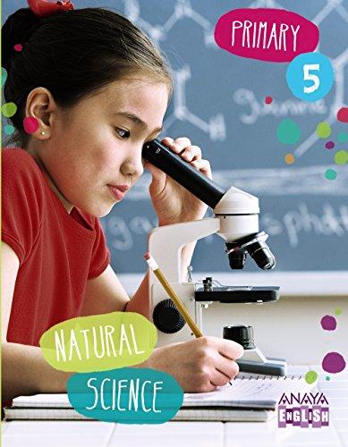 Natural Science 5. (Anaya English) - 9788467849905