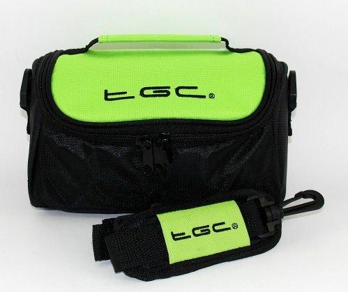 TGC Kameratasche für Olympus Camedia trueprint id-220Passport Starter Kit mit Schultergurt und Tragegriff -