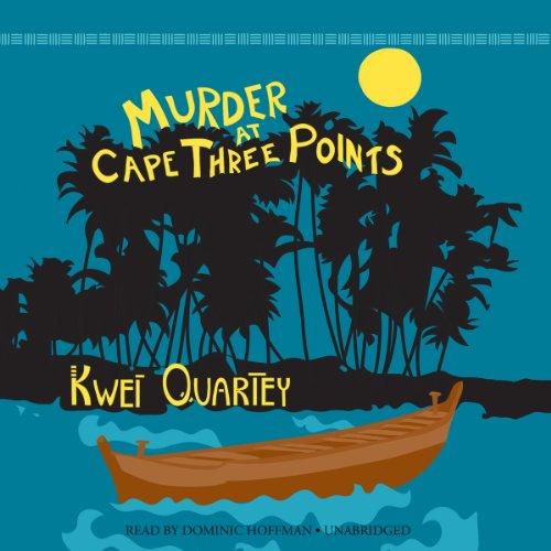 Murder at Cape Three Points  Audiolibri