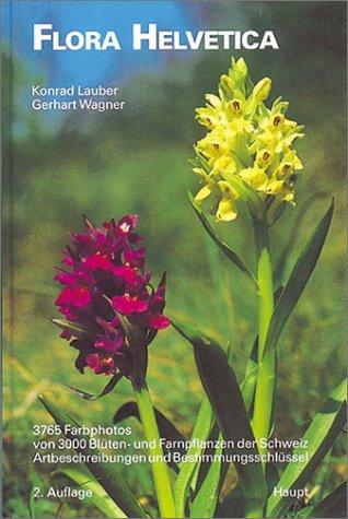 Flora Helvetica (en allemand)