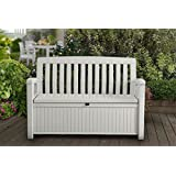 Banc Patio Bench Blanc