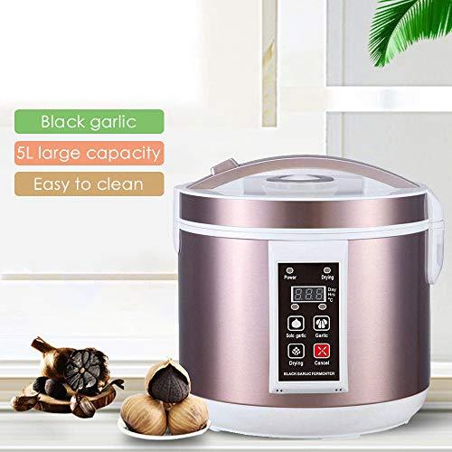HUKOER Fermentadora automática de ajo negro, Caja de fermentación de ajo negro, Máquina de fermentación...