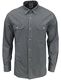 Chemise à manches longues Timberland Falmouth pour homme Pinstripe