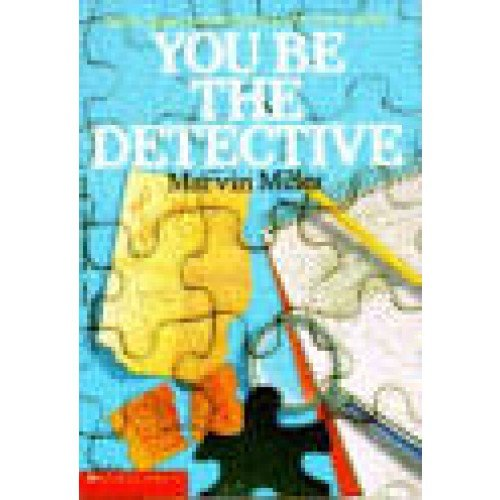 You Be the Detective (Jigsaw Puzzle Mysteries)