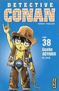 Détective Conan Edition simple Tome 38