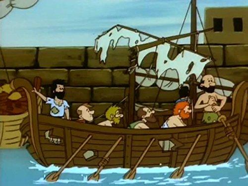Die ersten Seefahrer - Das Abenteuer beginnt (Flo Tv-show)