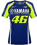 T-shirt femme Yamaha M1VR46Valentino Rossi TG. M
