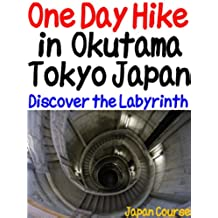 One Day Hike in Okutama Tokyo Japan: Discover the Labyrinth and hot spring (English Edition)