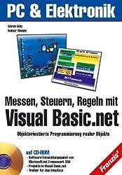 Messen, Steuern, Regeln mit Visual Basic .net, m. CD-ROM