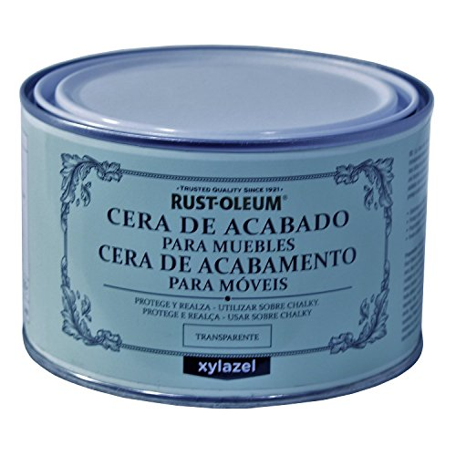Rust-Oleum 4070133 Cera para Muebles, Transparente, 400 ml