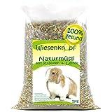 15kg Kaninchenfutter Wiesenknopf Strukturfutter mit Kräuter